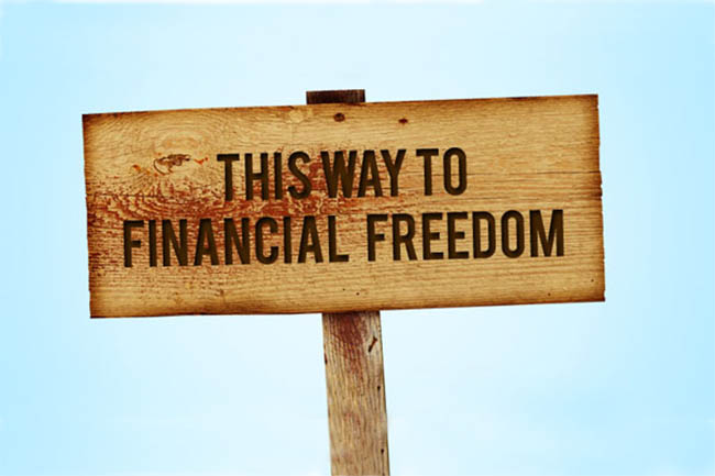 How to Become Financially Free and No Longer Need An Income